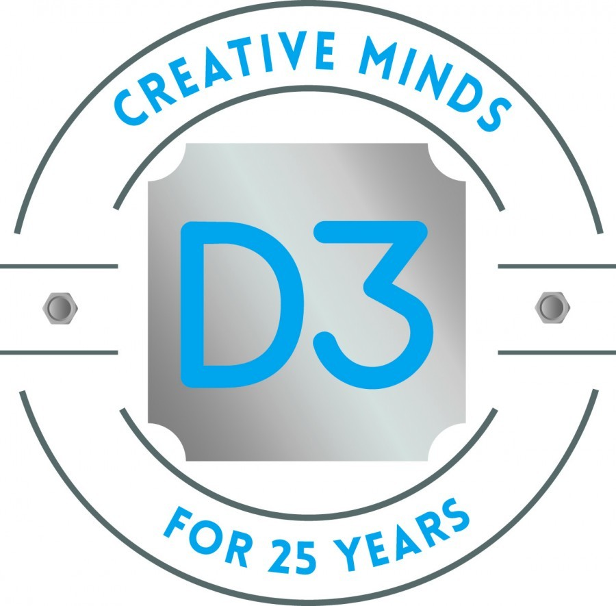 Image for: 25 Years of D3