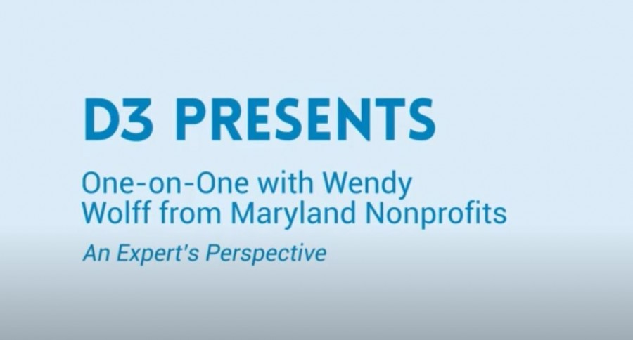 Image for: Q&A with Wendy Wolff of Maryland Nonprofits