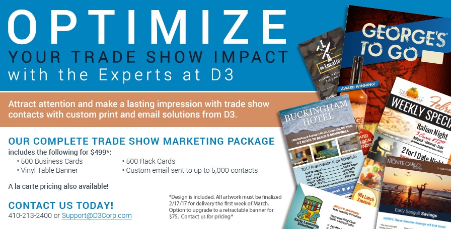 Optimize Your Trade Show Impact