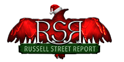 Logo for Russell Street Report