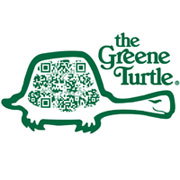 Custom QR Code for The Greene Turtle