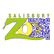 A custom QR code for Salisbury Zoo